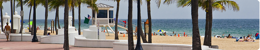 Fort Lauderdale Condos are just steps from the beach